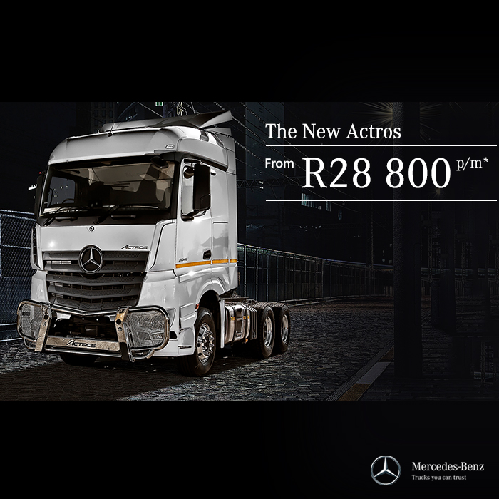 New Actros Offer
