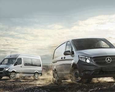 Mercedes-Benz Commercial Vans